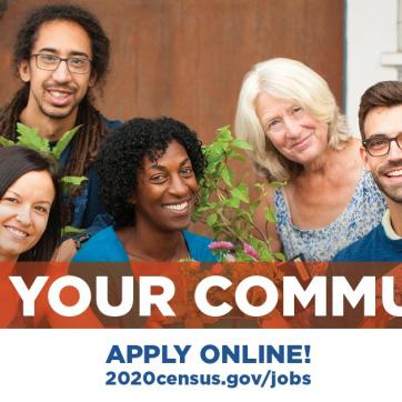 Help Your Community - Census 2020